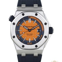 Audemars Piguet Royal Oak Offshore Diver Acier 42mm Orange France
