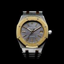 Audemars Piguet Royal Oak Jumbo Gold/Stahl 37mm Schweiz