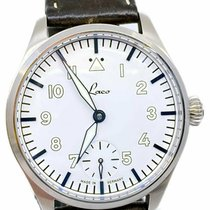 Laco Steel 42.5mm Manual winding 862122 pre-owned United States of America, Florida