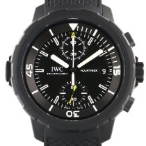 IWC IW379502 Steel 2014 Aquatimer Chronograph 44mm pre-owned