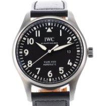 IWC Pilot Mark Acier 40mm France, Paris