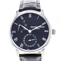 Frederique Constant Slimline occasion 40mm Date Cuir