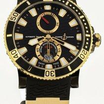 Ulysse Nardin Maxi Marine Diver Gold/Steel 43mm Black United States of America, Illinois, BUFFALO GROVE