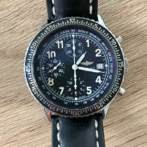 Breitling A13024 Steel 1997 Navitimer 41.5mm pre-owned
