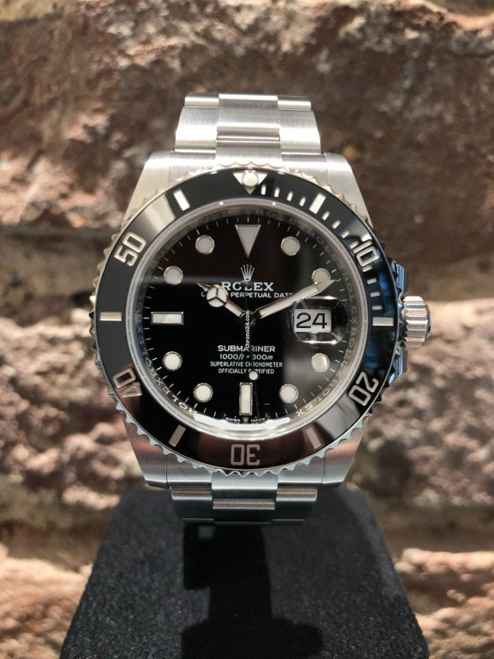 Rolex Submariner Date 126610LN 2021 neu