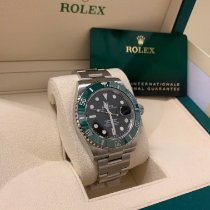 Rolex Submariner Date Steel 41mm Black No numerals United Kingdom, Gateshead