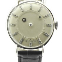 Jaeger-LeCoultre Or blanc Remontage manuel occasion