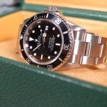Rolex Sea-Dweller 4000 Steel 40mm Black No numerals United Kingdom, Hertfordshire