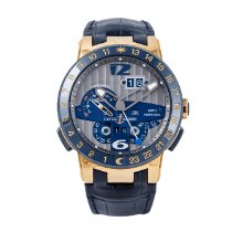 Ulysse Nardin El Toro / Black Toro new Automatic Watch with original box and original papers 326-00