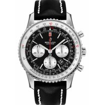 Breitling Navitimer 1 B01 Chronograph 43 new 2020 Automatic Watch with original box and original papers AB0121211B1X2