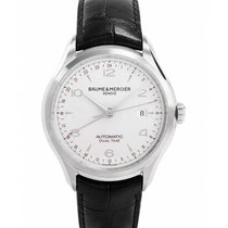 Baume & Mercier Clifton M0A10112 New Steel 43mm Automatic