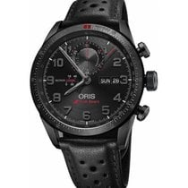 Oris 01 778 7661 7784-SET LS Titanium 2020 Audi Sport 44mm new