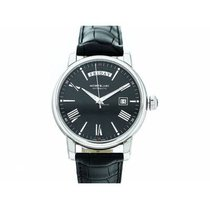 Montblanc new Automatic 40.5mm Steel Sapphire crystal