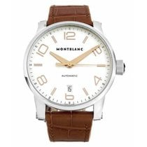 Montblanc new Automatic Central seconds 39mm Steel Sapphire crystal