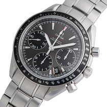 Omega 323.30.40.40.06.001 Steel Speedmaster Date 40mm pre-owned