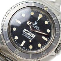 Rolex 5514 Staal Submariner (No Date) 40mm tweedehands