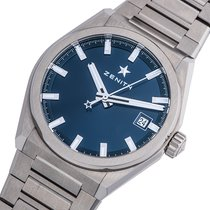 Zenith 95.9000.670/51.M9000 41mm pre-owned