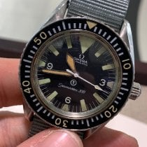 Omega Seamaster 300 pre-owned 42mm Black