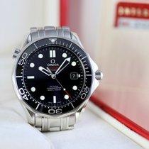 Omega Seamaster Diver 300 M Acier 41mm Noir Sans chiffres France, Cannes