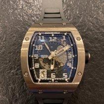 Richard Mille RM 005 Weißgold 38mm Transparent Arabisch