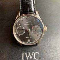 IWC Witgoud 42.3mm Automatisch IW500106 tweedehands Nederland, Loenen aan de Vecht