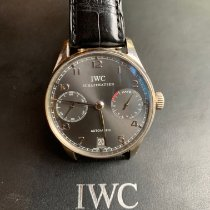 IWC Portuguese Automatic Witgoud 42.3mm Zwart Arabisch Nederland, Loenen aan de Vecht