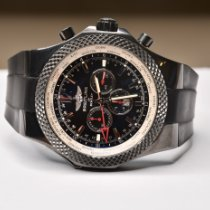 Breitling Bentley GMT M47362 Very good Steel 49mm Automatic