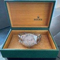 Rolex Yacht-Master 40 Steel 40mm Silver No numerals United States of America, Michigan, Ferndale