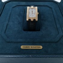 Harry Winston Avenue Very good Yellow gold 21mm Quartz