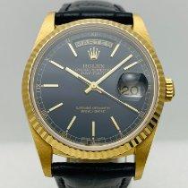 Rolex Day-Date 36 Oro amarillo 36mm Negro España, Torrelavega