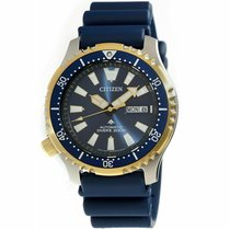Citizen Steel 42mm Automatic NY0096-12L new Malaysia