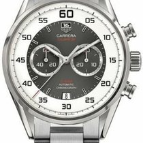 TAG Heuer Carrera Calibre 36 pre-owned 43mm Date