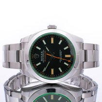 Rolex Milgauss Steel 40mm Black United Kingdom, Essex