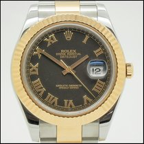 Rolex Gold/Steel 41mm Automatic 116333 pre-owned