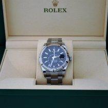 Rolex Sky-Dweller Steel 42mm Black No numerals United Kingdom, Swansea