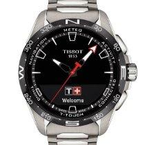 Tissot Titanio 47.50mm Cuarzo T121.420.44.051.00 nuevo