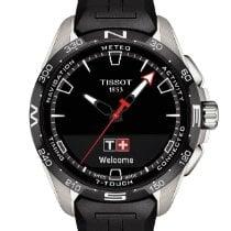Tissot Titanio 47.50mm Cuarzo T121.420.47.051.00 nuevo