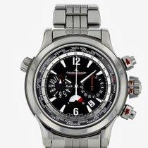 Jaeger-LeCoultre Master Compressor Extreme World Chronograph Acier 46mm Noir Arabes