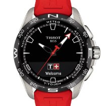 Tissot Titanio 47.50mm Cuarzo T121.420.47.051.01 nuevo