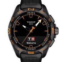 Tissot Titanio 47.50mm Cuarzo T121.420.47.051.04 nuevo