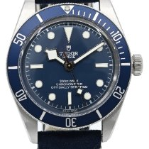 Tudor Black Bay Fifty-Eight occasion Bleu Cuir