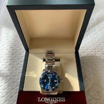 Longines Steel 41mm Automatic L3.781.4.96.6 pre-owned Canada, Oakville