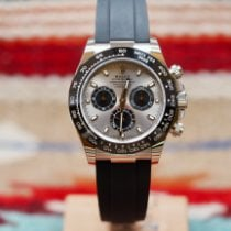 Rolex Daytona White gold 40mm White