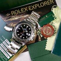 Rolex Explorer II 16570 Unworn Steel 40mm Automatic United Kingdom, Fareham