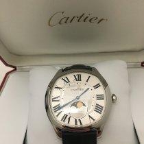 Cartier Drive de Cartier Acier 40mm Argent Romains France, montpellier
