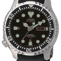 Citizen NY0040-09EE Steel Promaster Marine 41.5mm new