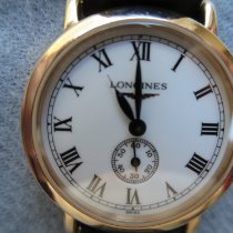 Longines Flagship Heritage Yellow gold 26mm United States of America, Wisconsin, Stevens Point