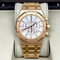 Audemars Piguet 26320OR.OO.1220OR.02 Rose gold 2017 Royal Oak Chronograph 41mm new United States of America, New York, New York