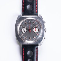 Mathey-Tissot Steel 38mm Chronograph pre-owned United States of America, New York, New York