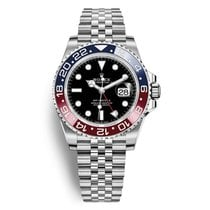 Rolex 126710BLRO Steel 2021 GMT-Master II 40mm new United States of America, Florida, Miami